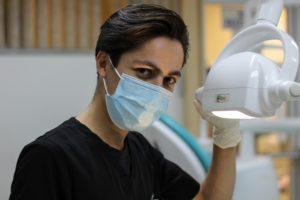 Лечение у пародонтолога